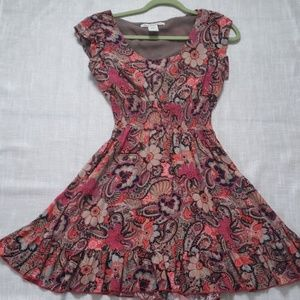 American Rag floral dress